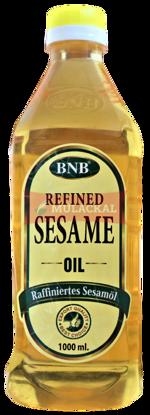 Picture of BNB Sesame Oil refined 12x1L