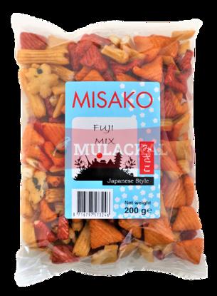 Picture of MISAKO Fuji Rice Cracker Mix 6x200g