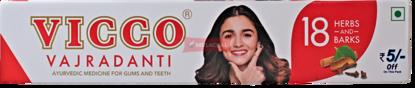 Picture of VICCO Vajradanti Toothpaste 120x100g